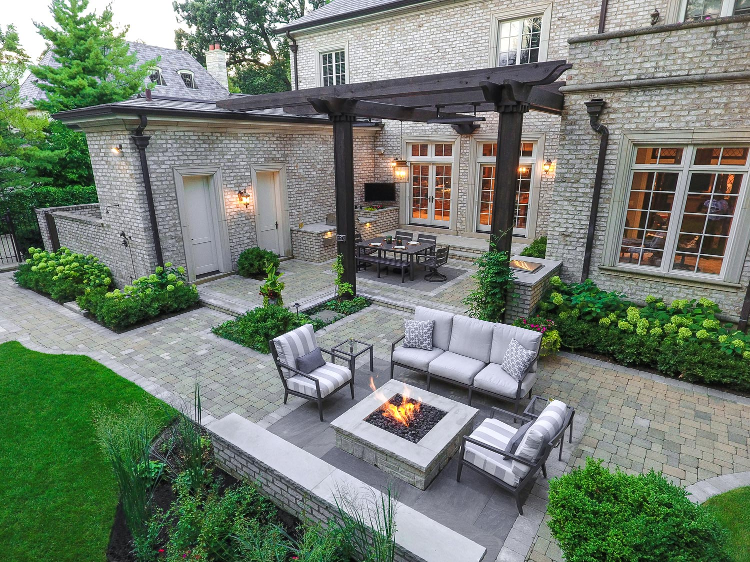 O'Brien Landscape | Backyard Design