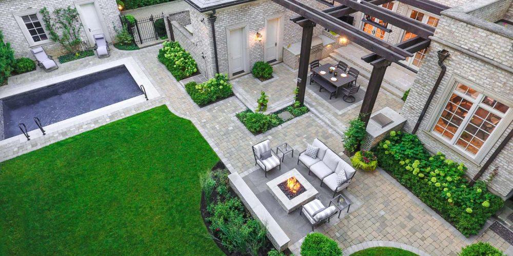 O'Brien Landscape   Design Architecture