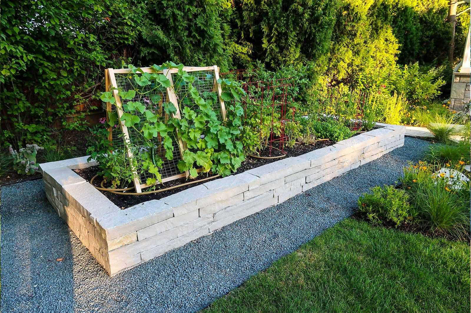 O'Brien Landscape | Garden Landscape Architecture